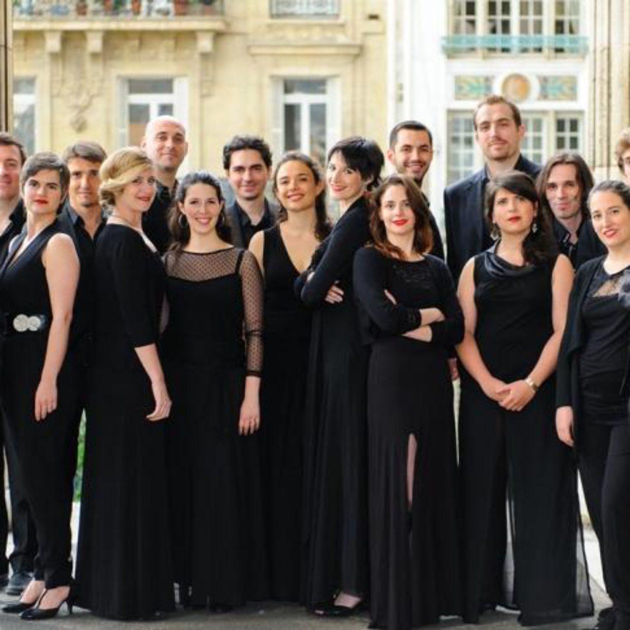 Ensemble Aedes o.l.v. Mathieu Romano