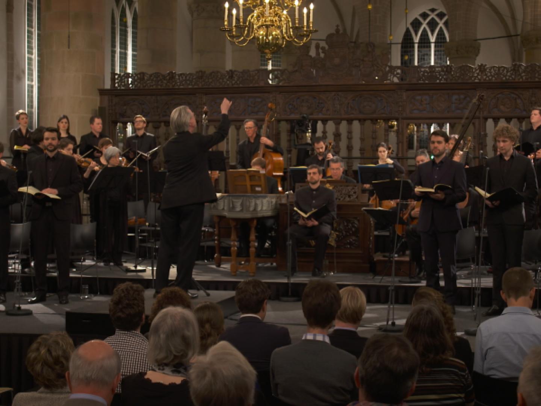 Kijk op Goede Vrijdag naar de uitvoering van de Mattheus Passion door het Concertgebouworkest