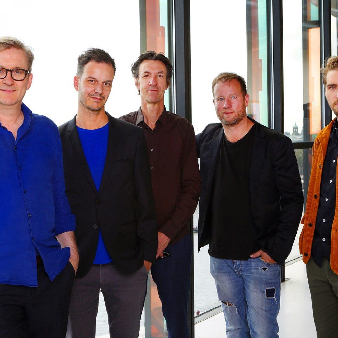 Jasper Blom Quartet featuring Pablo Held