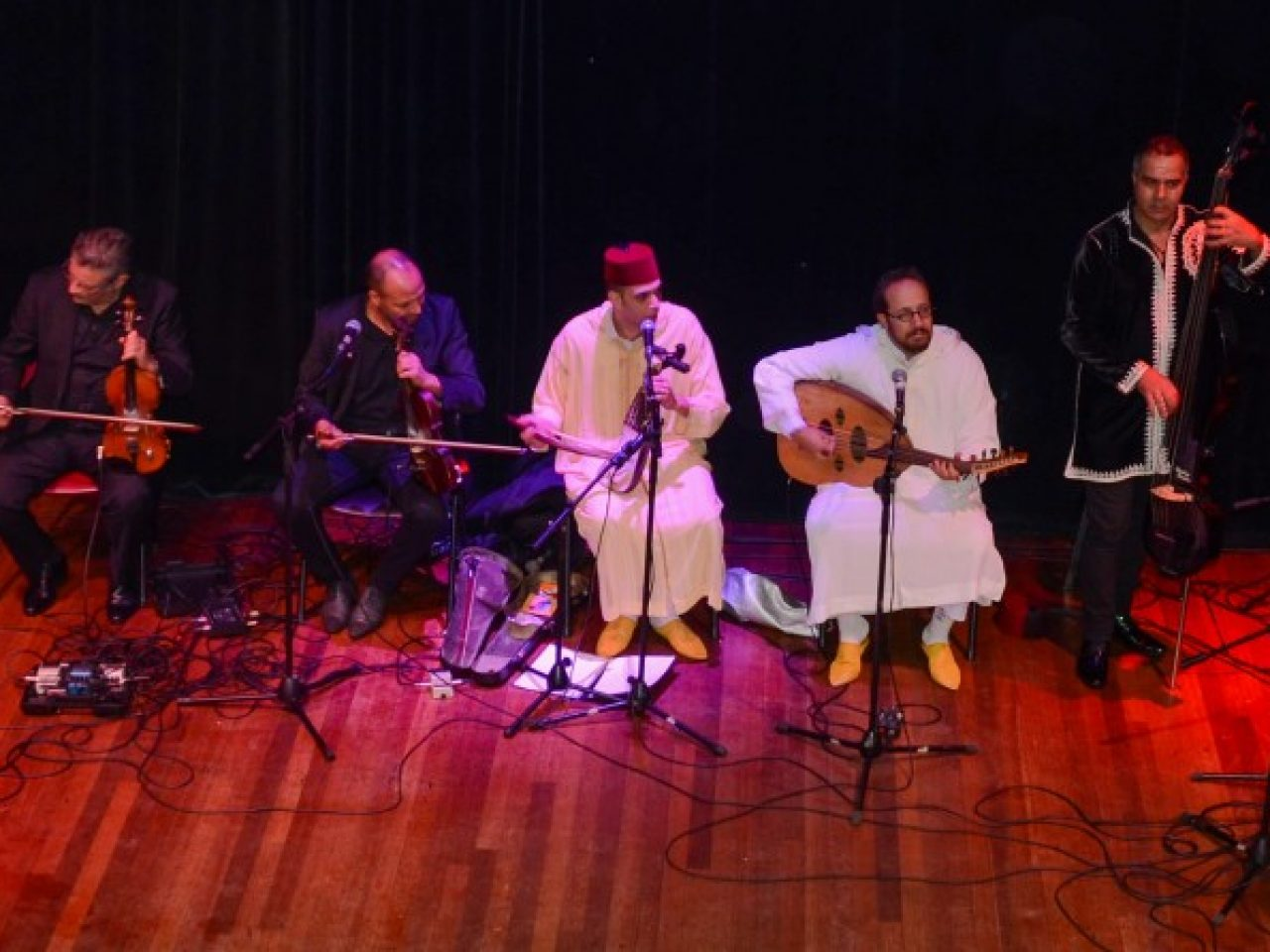 Herfstfestival: Orkest Rouh TOURAT