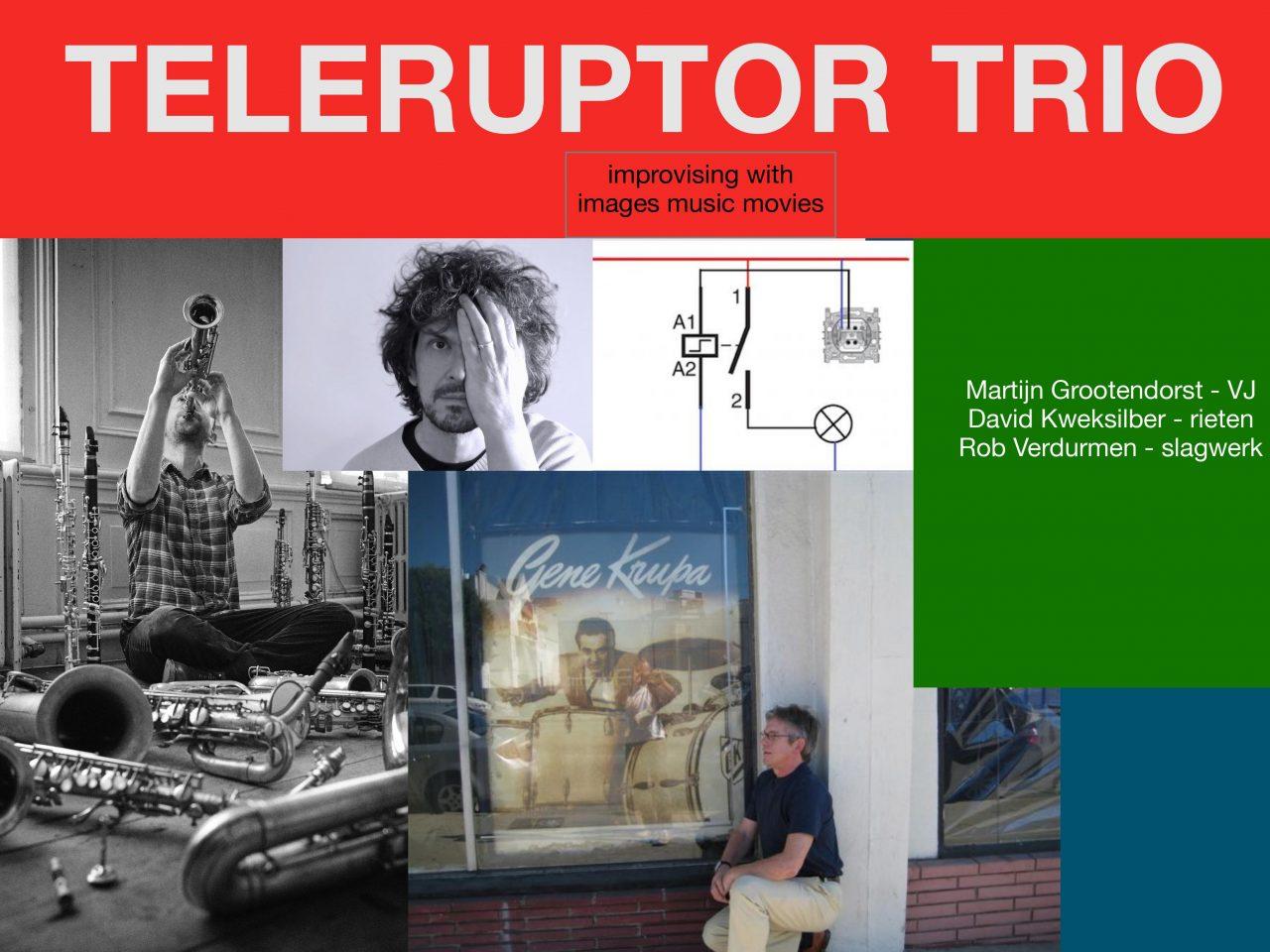 Teleruptor Trio