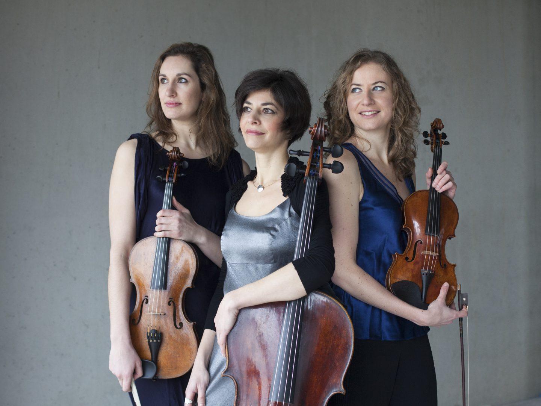 Het Serafino String Trio opent de nazomer in Vlissingen.